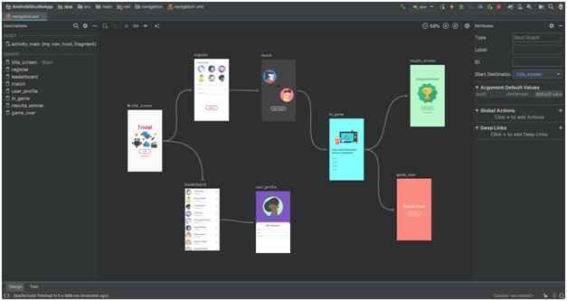Выбор темы интерфейса программы