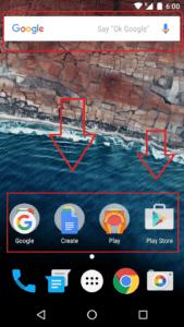 Андроид 6.0 Marshmallow