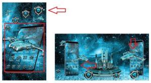 "Тема ""Тема 3D-галактики"""